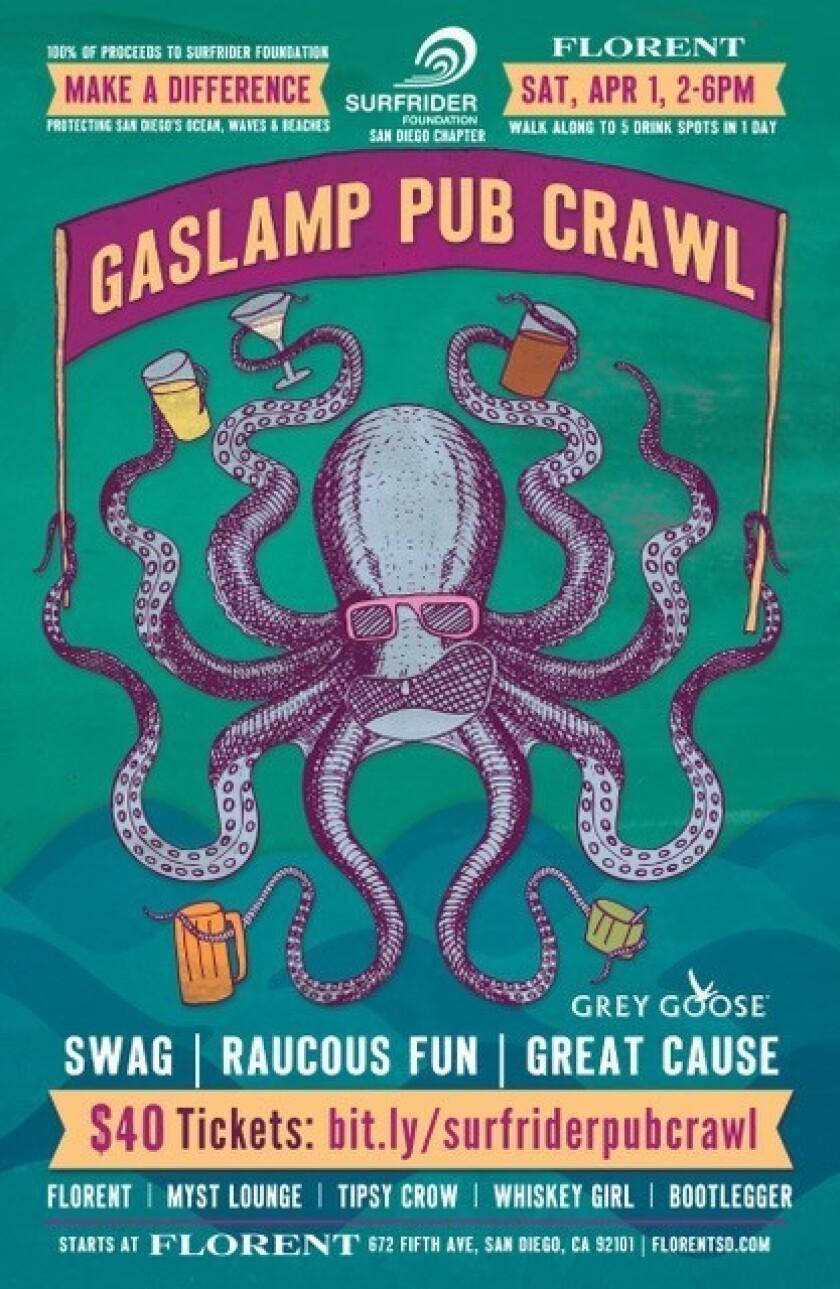 gaslamp pub crawl