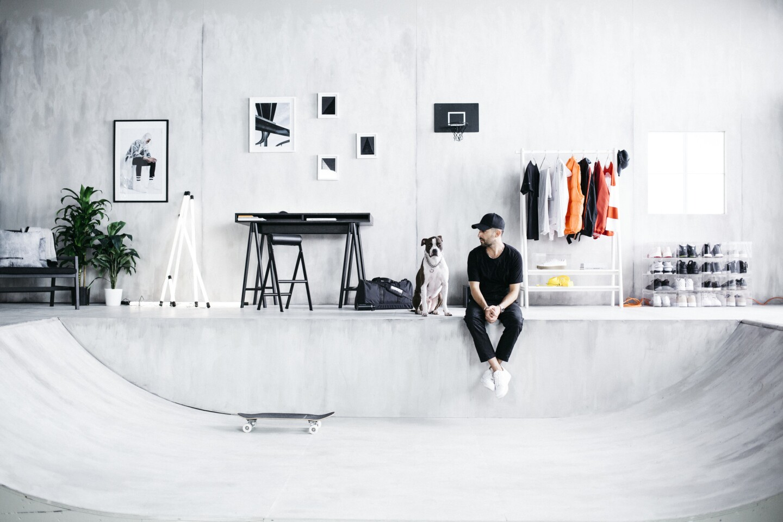 IKEA x Chris Stamp: SPÄNST