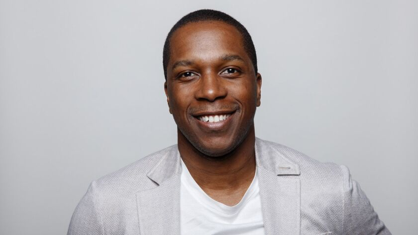 """Hamilton's"" Leslie Odom Jr. sings show tunes and standards with Pacific Symphony at Segerstrom Center on Friday and Saturday."