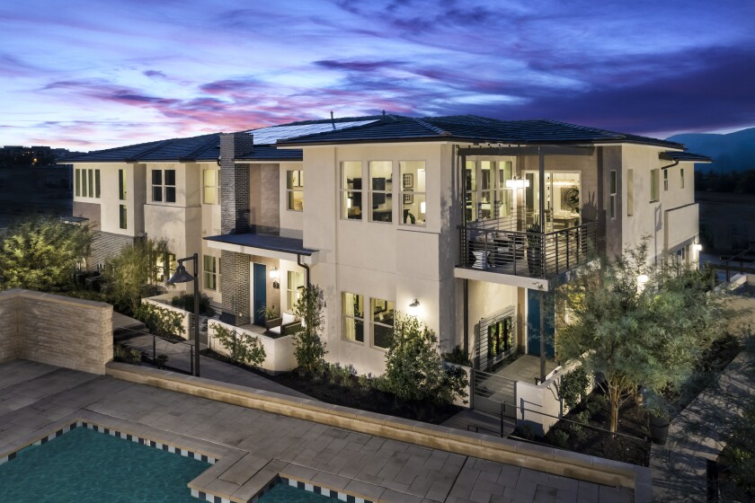 Avanté at Del Sur, Lennar's gated community for active adults 55 and older, has special event pricing on select home sites.