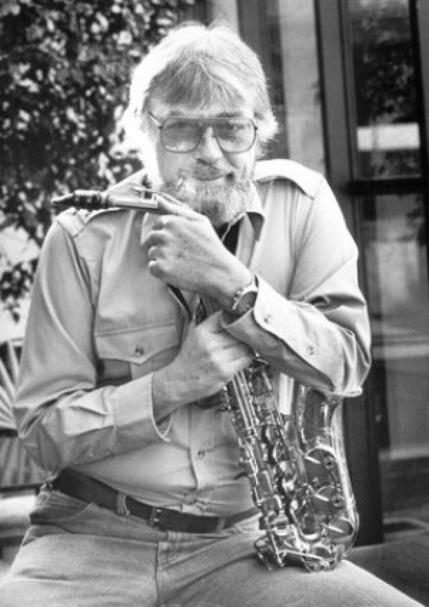 Bud Shank, 1926 - 2009