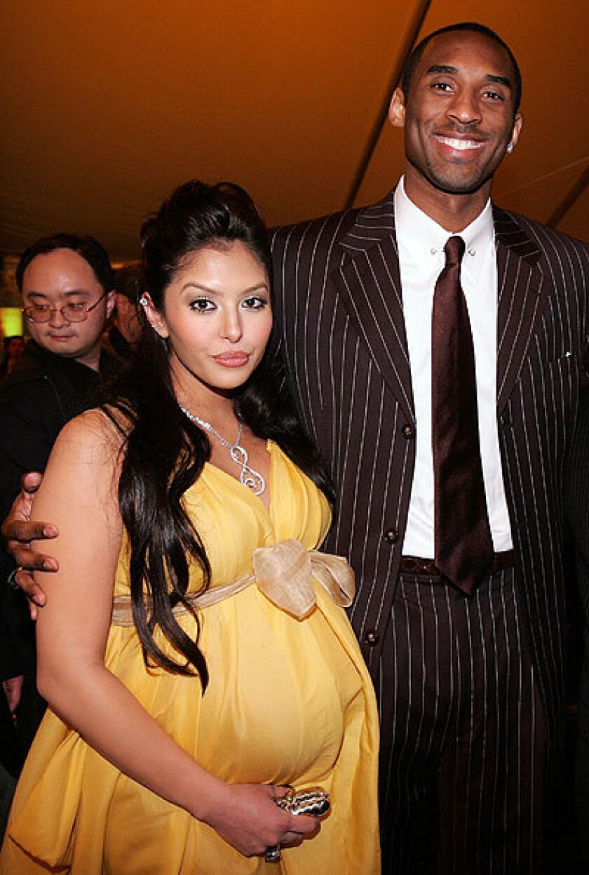Much like her husband Kobe, Vanessa Bryant has been a