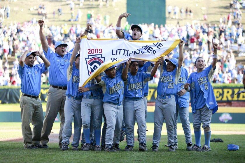 Park View Little League, 2009