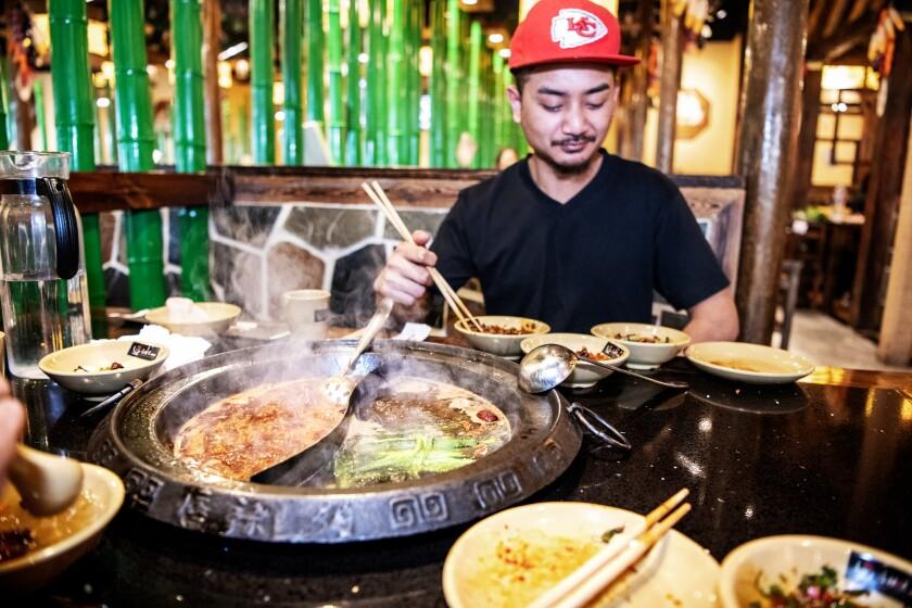Chun La Hao Chongqing Hot Pot