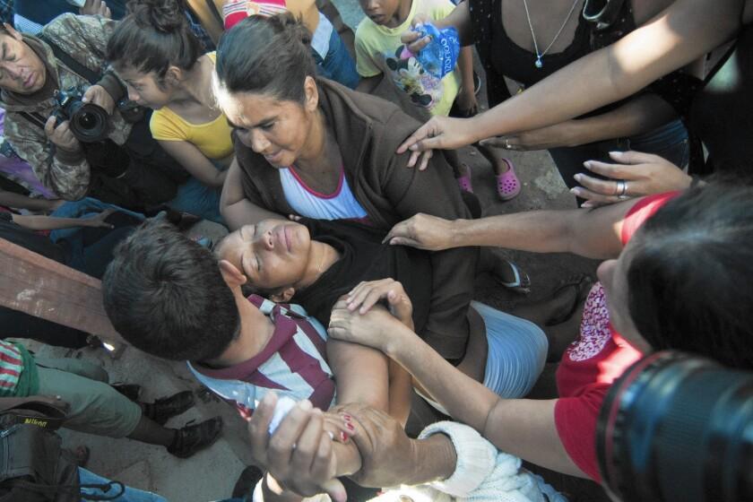 Honduras gang victim mourned