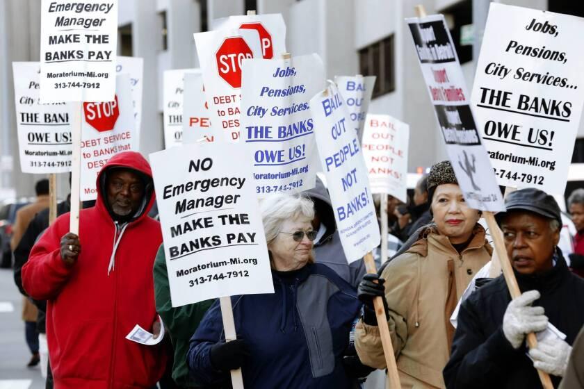 Detroit's bankruptcy brings up more than finances