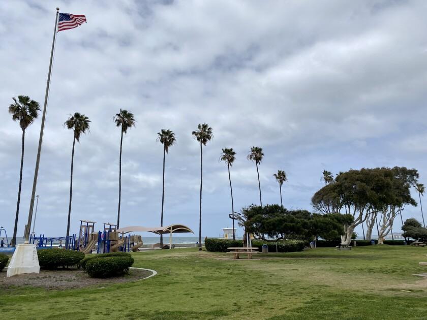 Kellogg Park in La Jolla Shores