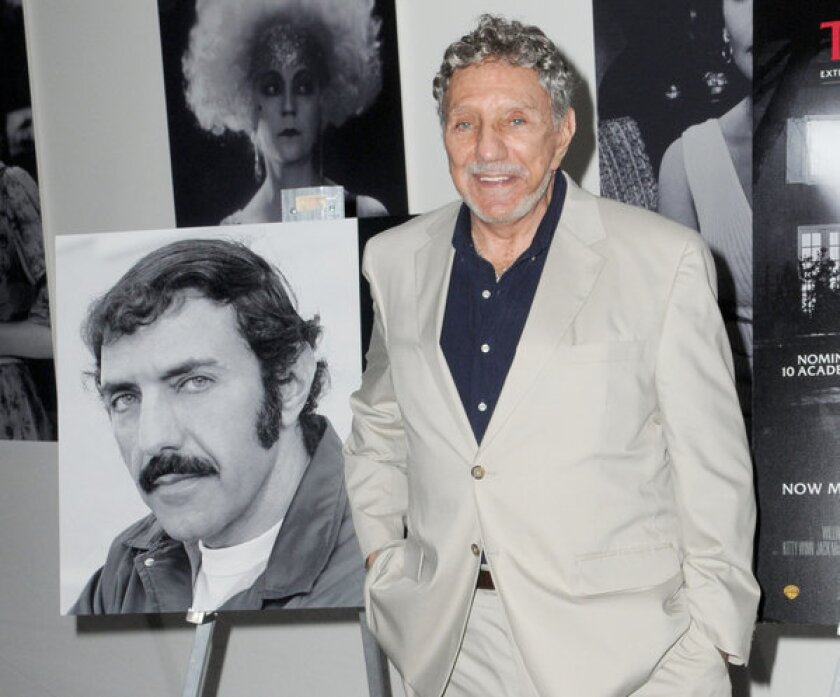 """William Peter Blatty attends a screening of """"The Exorcist Extended Director's Cut"""" at The Museum of Modern Art in New York."""