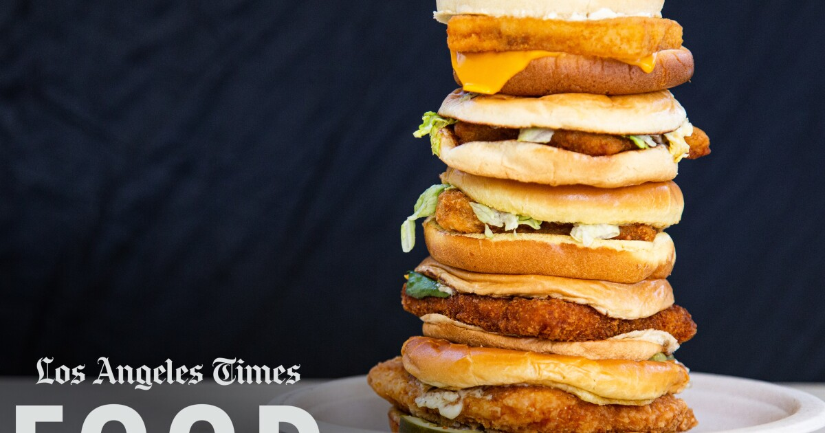 Who makes the best fast-food fried fish sandwich?