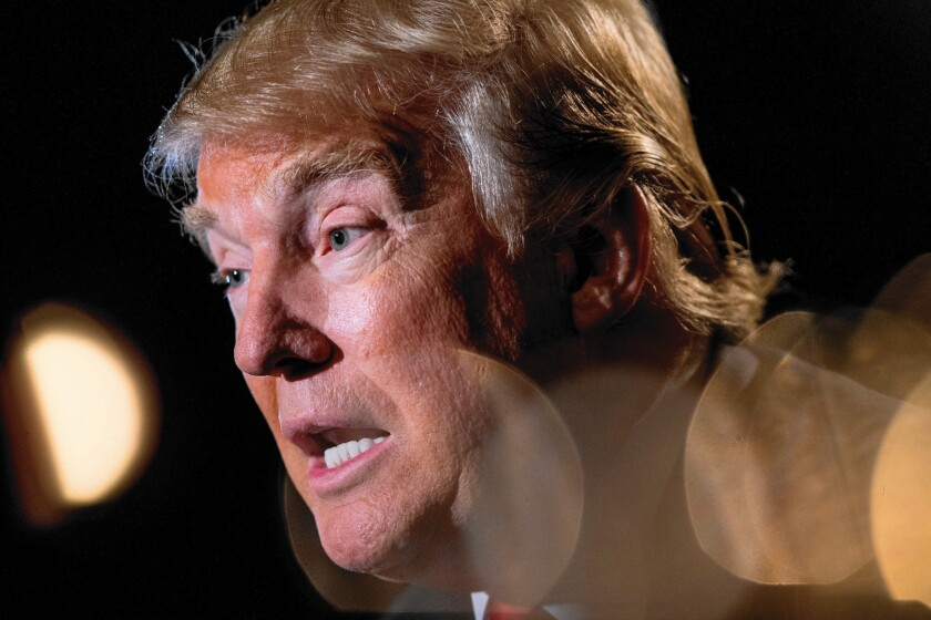 Donald Trump taps into the power of reality-TV extremism and dramatic fictional antiheroes.