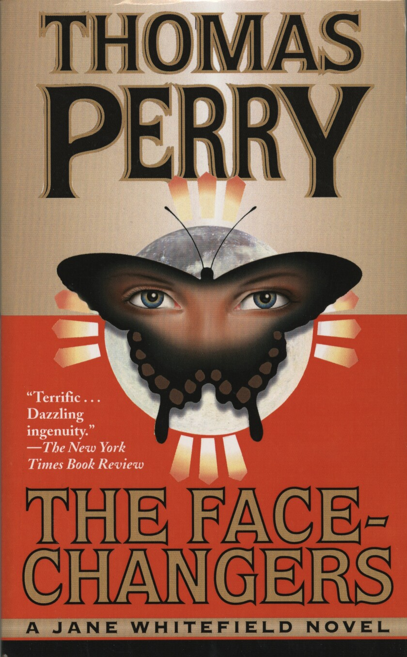 """The Face-Changers: A Jane Whitefield Novel,"" by Thomas Perry"
