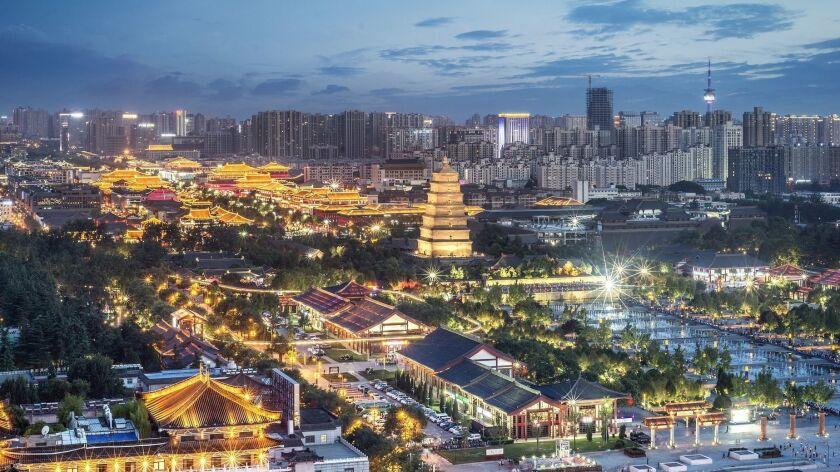 Risultati immagini per Xi'an