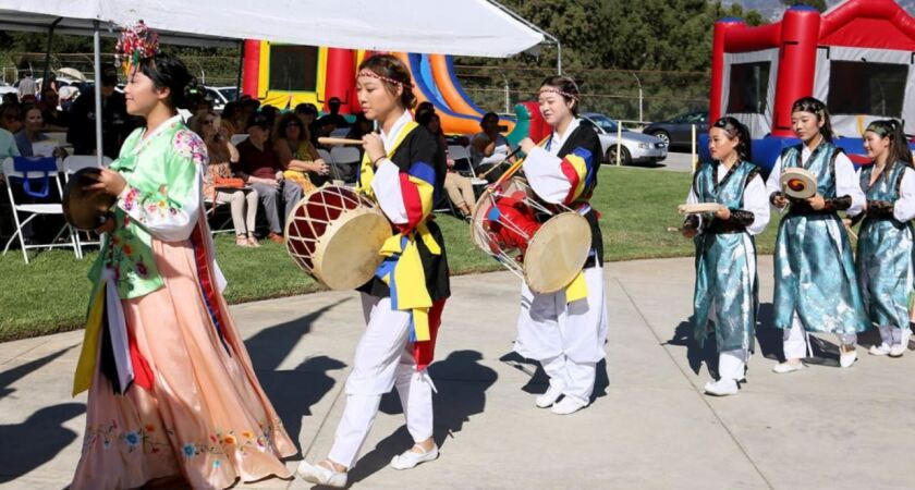 Photo Gallery: 4th annual Korean Culture Festival at Memorial Park, 2018