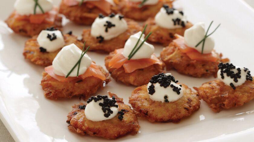 Linda's Gourmet Latkes