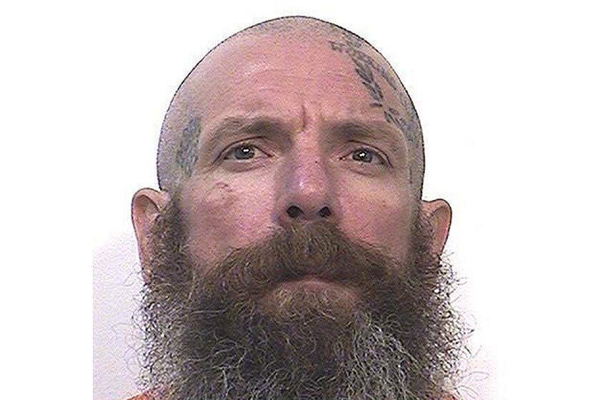 Jonathan Watson, in a photo the California Department of Corrections and Rehabilitation.