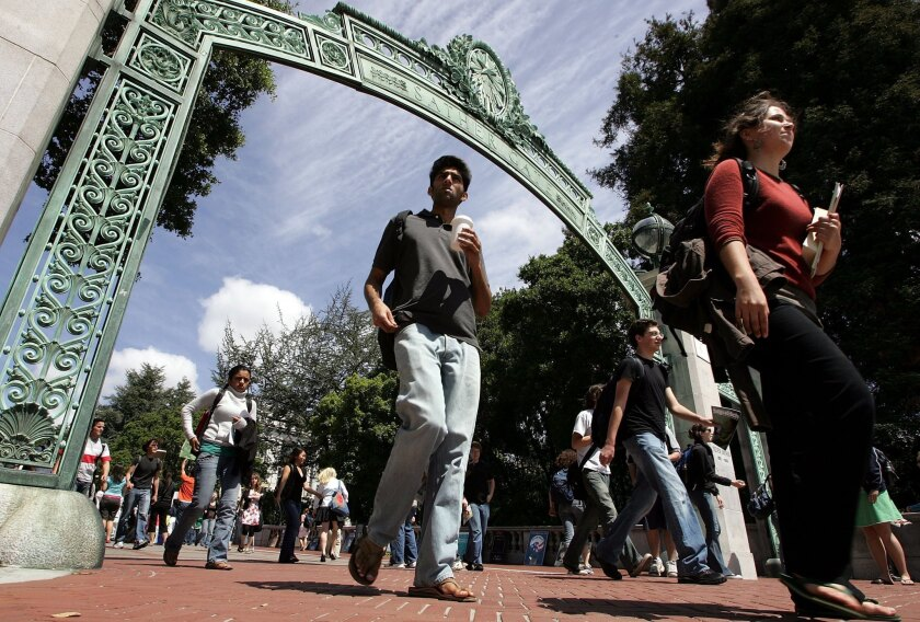 No teaching, just tests: A new California college?