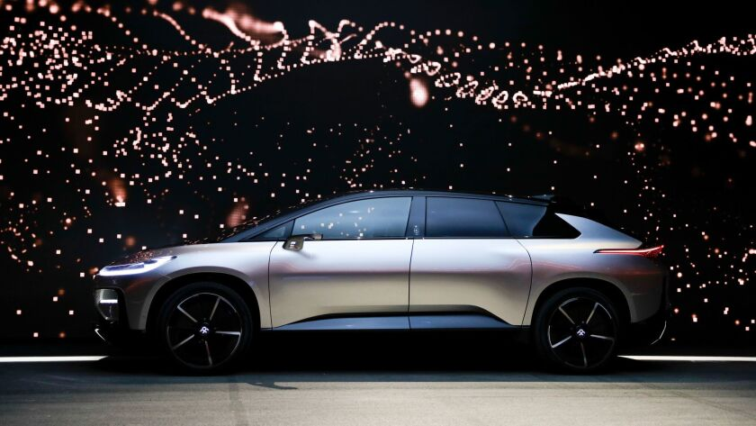 Faraday Future plans to refurbish an old tire factory to take on Tesla