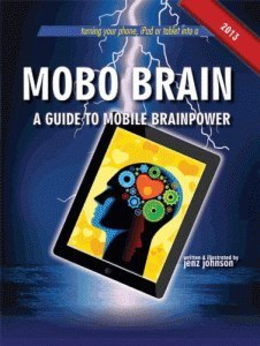The cover of Mobo Brain, which will be available in print soon.