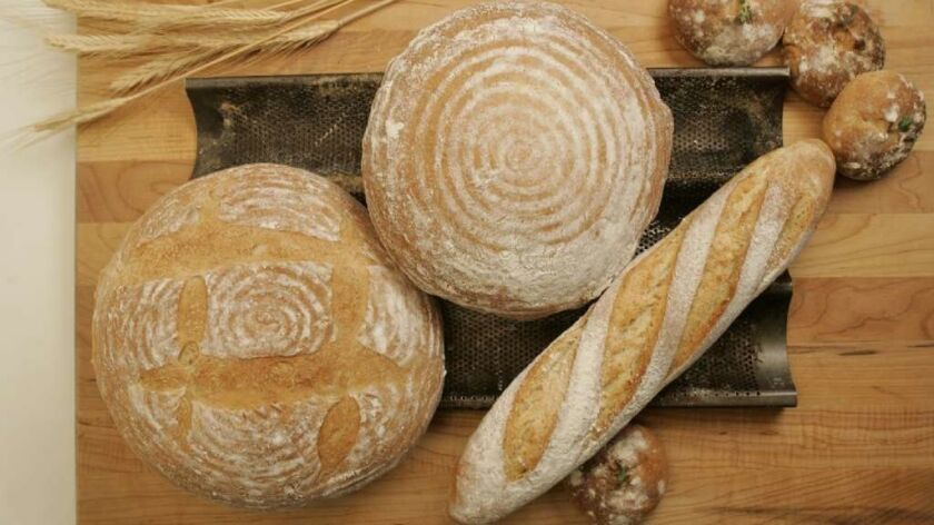 Bread is a window into the world in Samuel Fromartz's new book