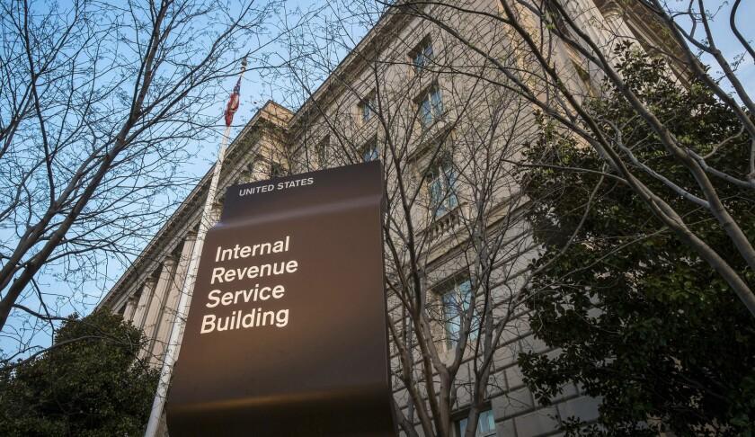 IRS headquarters
