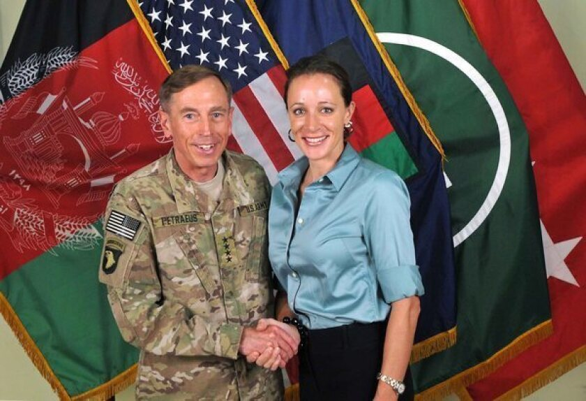 'All In' and Paula Broadwell's unenviable path to biography fame