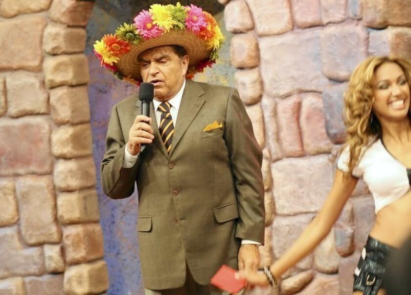 TV giant Don Francisco celebrates 50 years of 'Sabado Gigante'