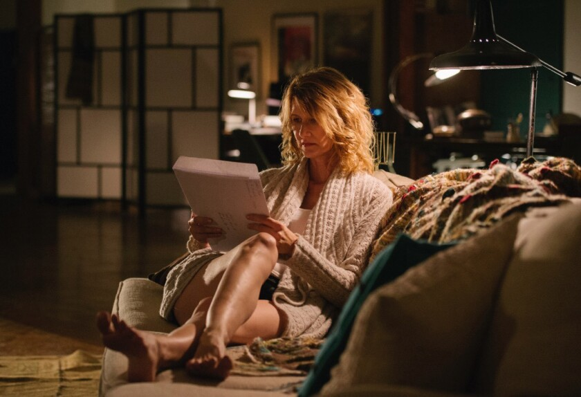 "Laura Dern in HBO's ""The Tale."" photo: Kyle Kaplan/HBO"