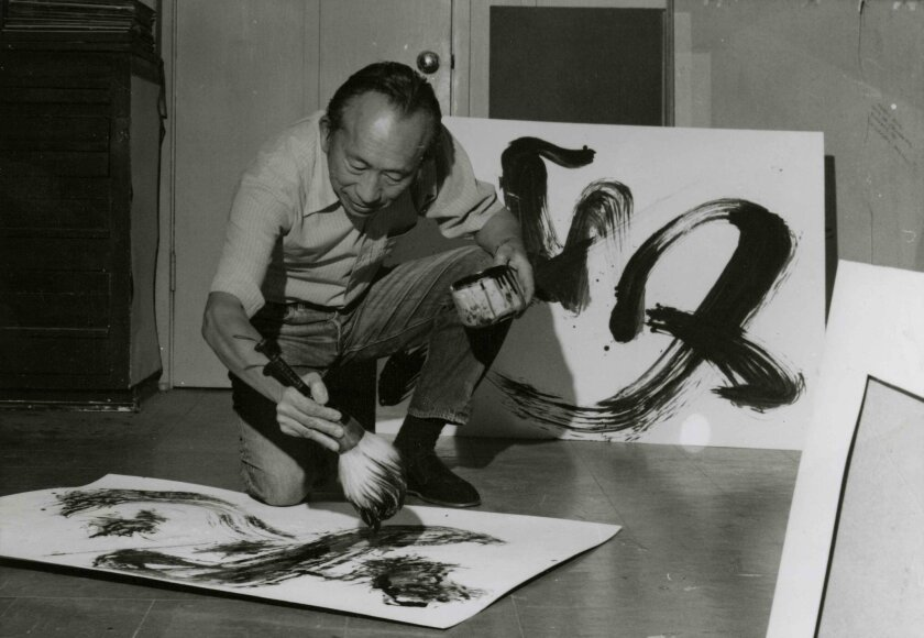 """Tyrus"" tells the story of Tyrus Wong, an artist whose work was seen in such films as ""Bambi"" and ""Rebel Without a Cause."""