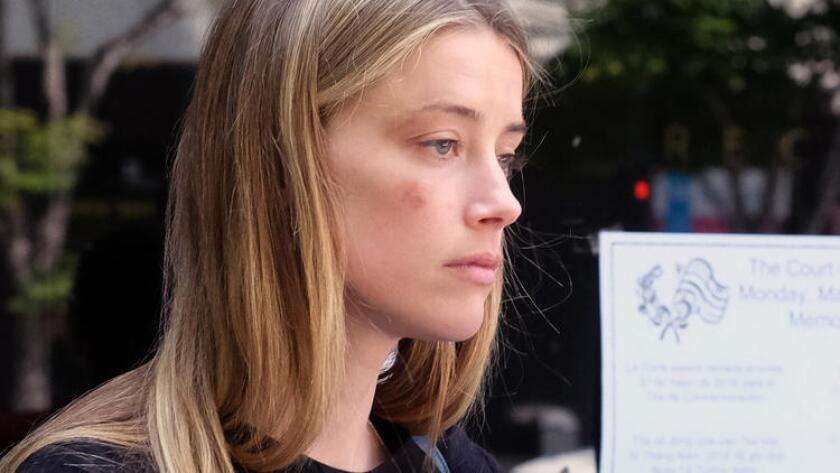 Amber Heard no reportó abuso por parte de Johnny Depp, a fin de protegerlo, dicen abogados.