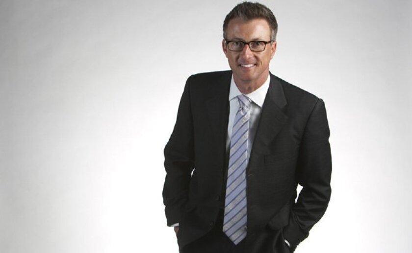 David Salisbury, a law firm's director of business development, avid diner and U-T Superdiner.