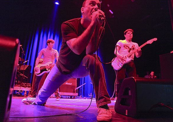 Screeching Weasel at Club Nokia - Los Angeles Times