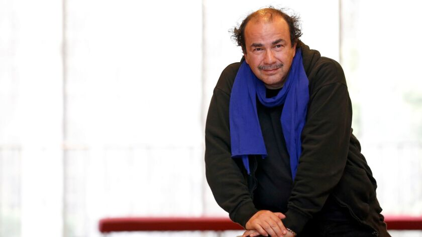 """French-born stage director Olivier Tambosi promises big laughs in this production of Verdi's """"Falstaff"""" at San Diego Opera."""