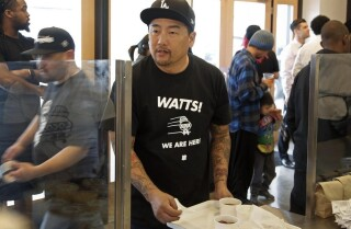 LocoL: Roy Choi brings high end fast food to Watts