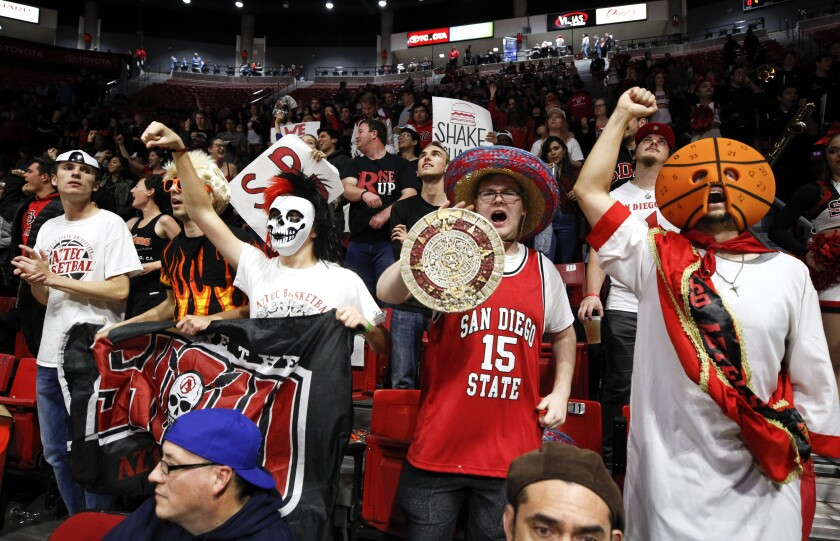 SDSU will host three top basketball recruits on visits this weekend.