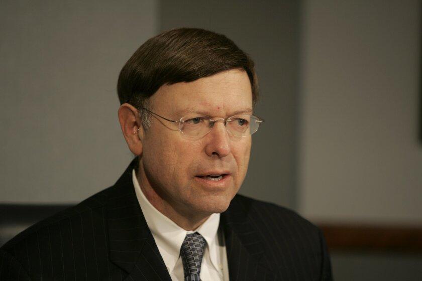 San Diego City Attorney Jan Goldsmith