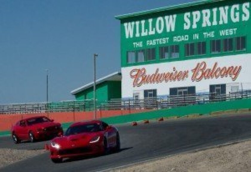 Viper & Mustang on Big Willow