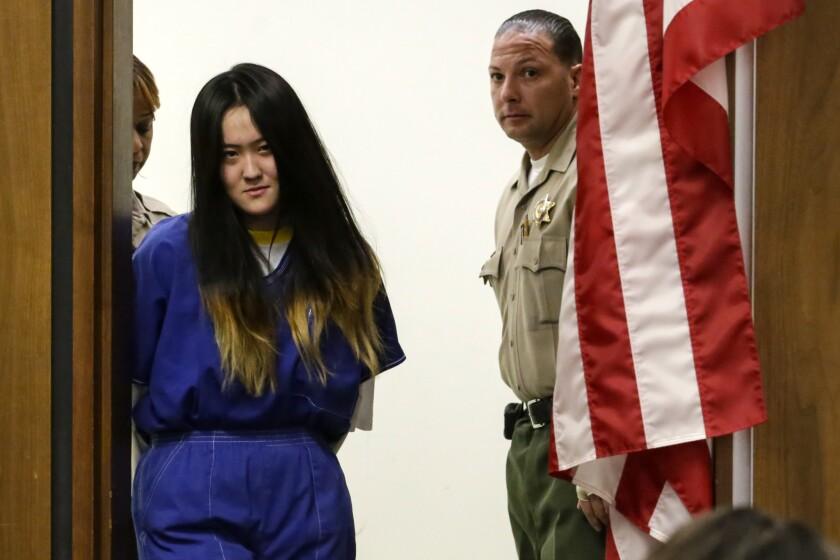 Sentenced to prison for assault, teenage 'parachute kids