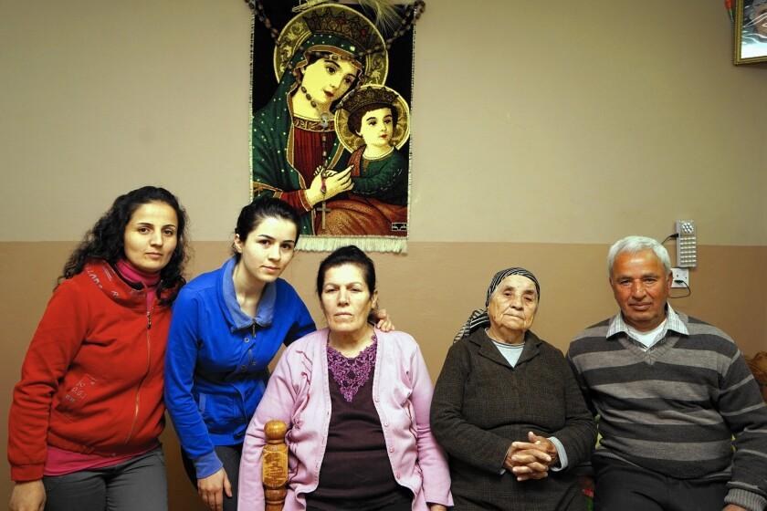 Syria's Assyrian Christians in Iraq