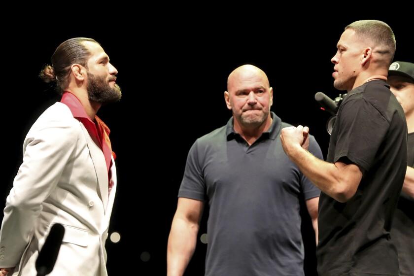 UFC 244 Mixed Martial Arts