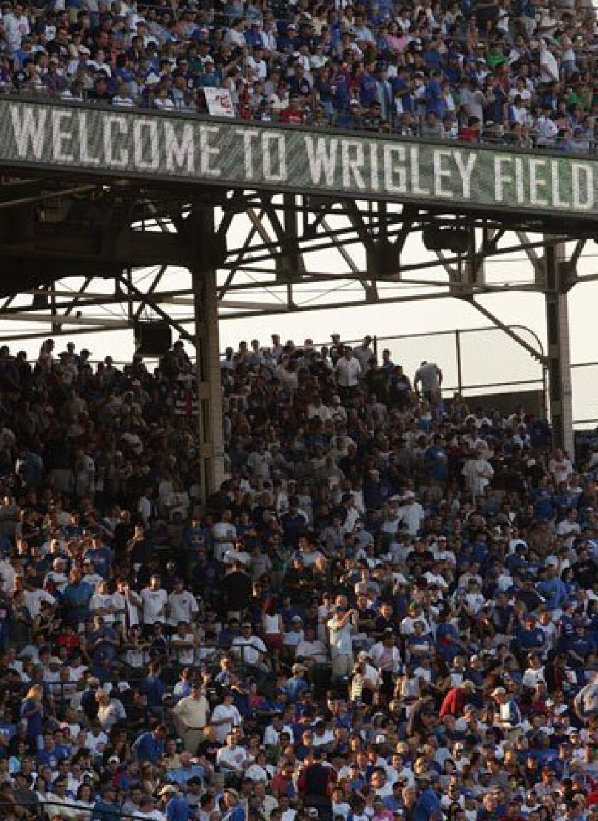 The Cubs, their long-suffering fans and the Friendly Confines will host the Padres for a three-game series this week.