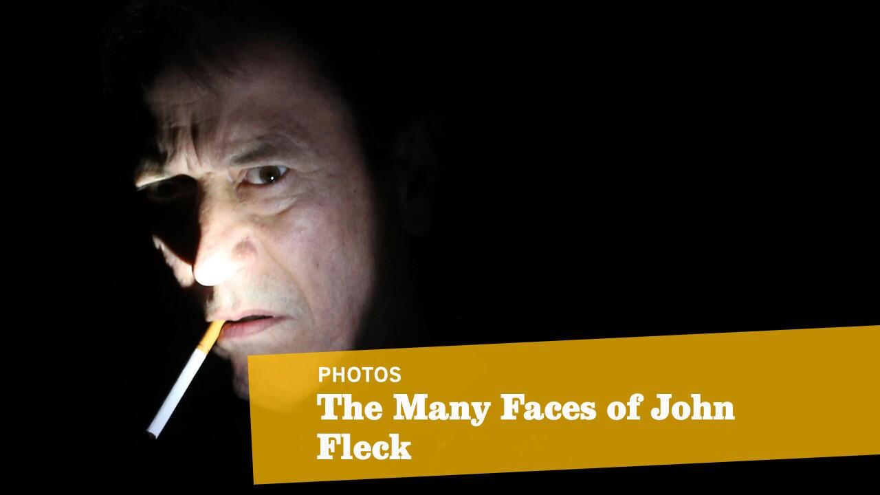 "John Fleck in darkly hilarious world of ""Blacktop Highway."""