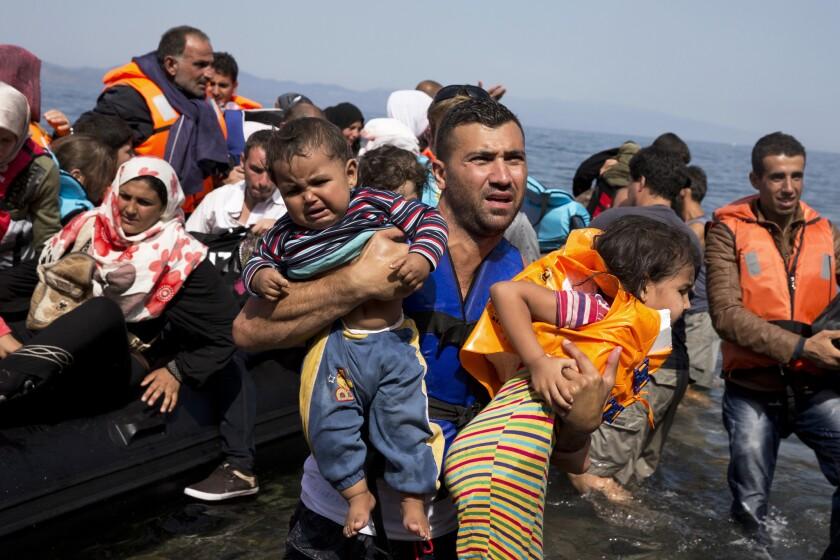 U.S. Syrian refugees