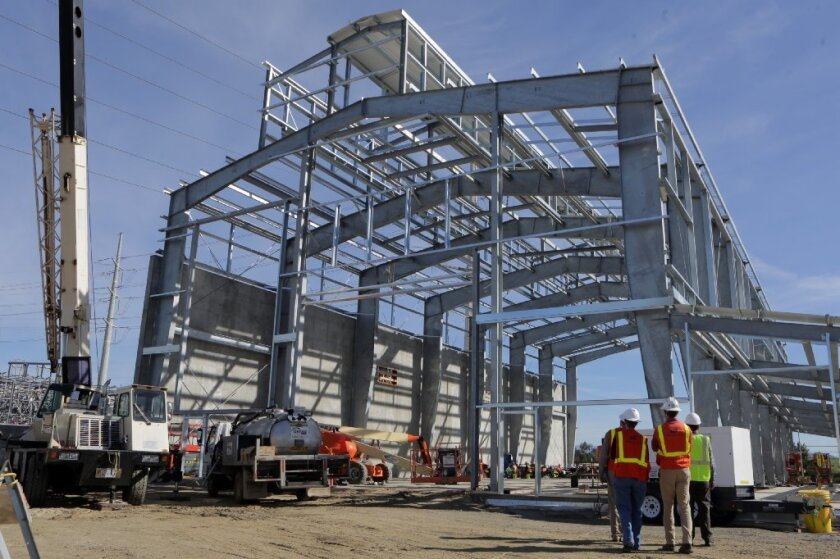 San Diego Gas & Electric Co. says an upgrade underway at the San Luis Rey Substation will make power more reliable for 40,000 customers in Oceanside and Carlsbad.