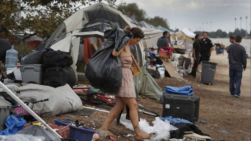 Op-Ed: Southern California has the resources to solve homelessness ...