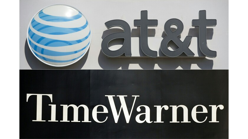 AT&T's purchase of Time Warner had been expected to close by the end of 2017.