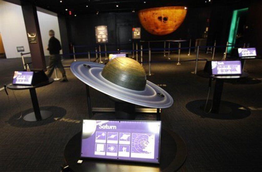 Boston planetarium reopens after $9M renovation - The San