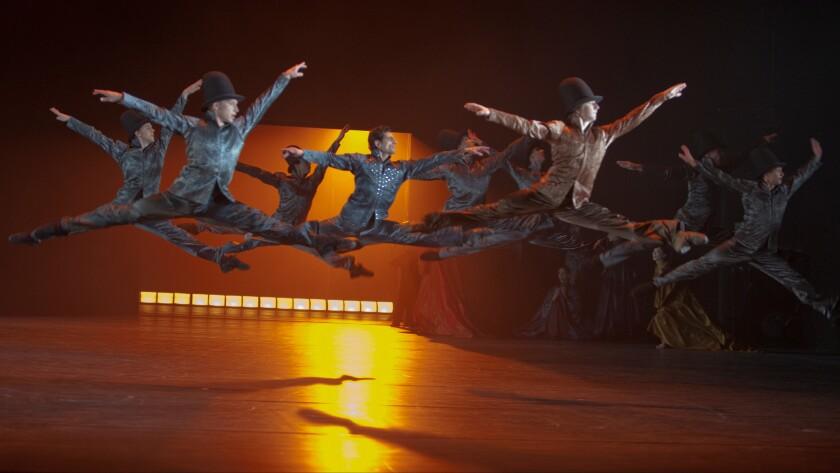 "Royal Swedish Ballet's ""Juliet and Romeo."""