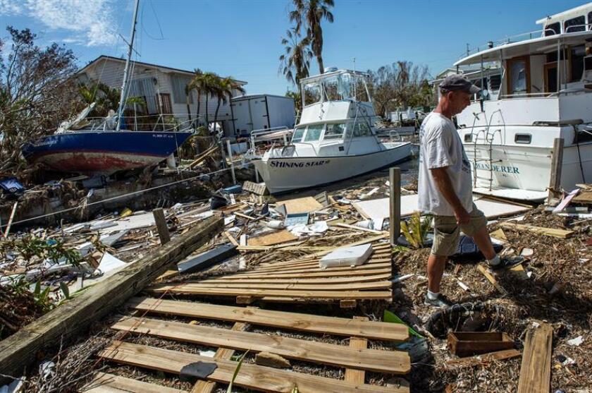 Irma y María convirtieron temporada de huracanes del Atlántico en un infierno