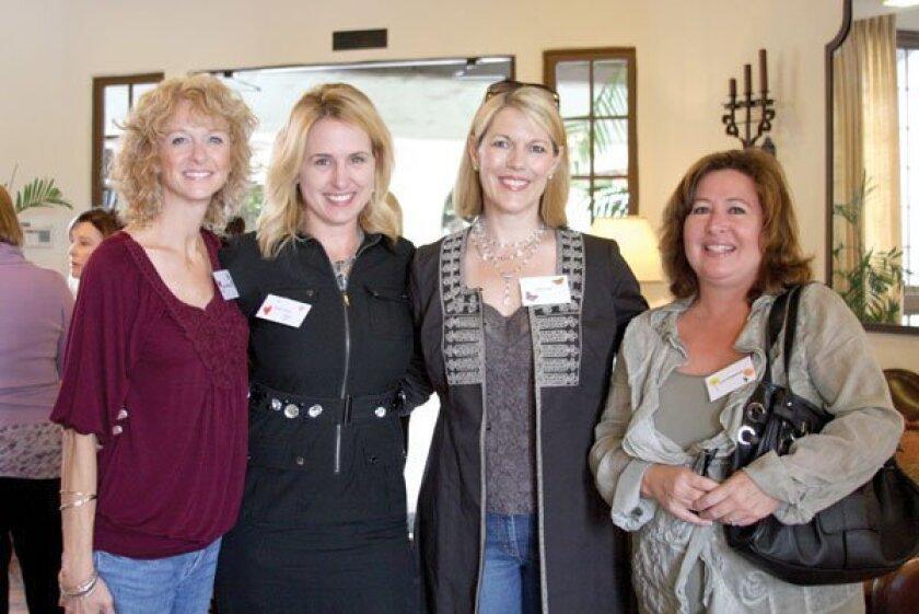 Betsy Richard, Julia Case, Julie Feld, Lori Poleshuk