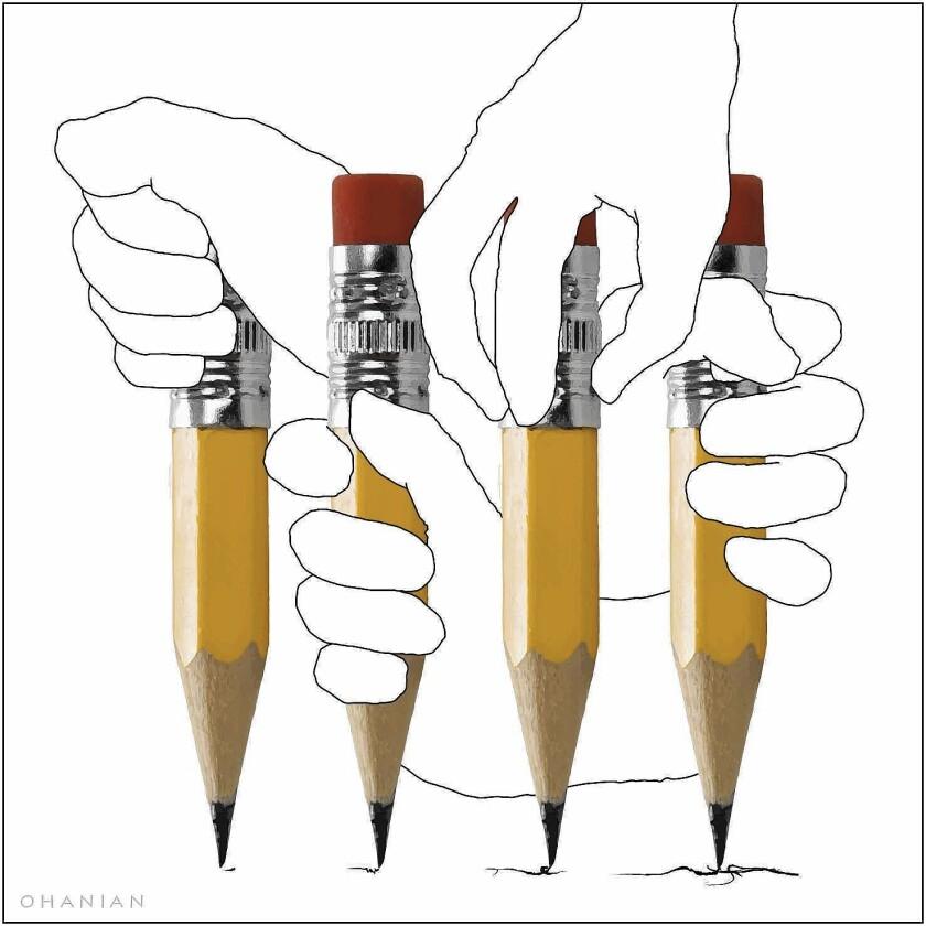 Op-Ed: Standardized tests don't help us evaluate teachers